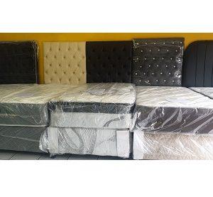 Range of mattresses