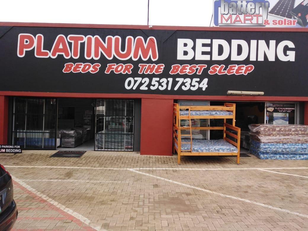 Platinum Bedding
